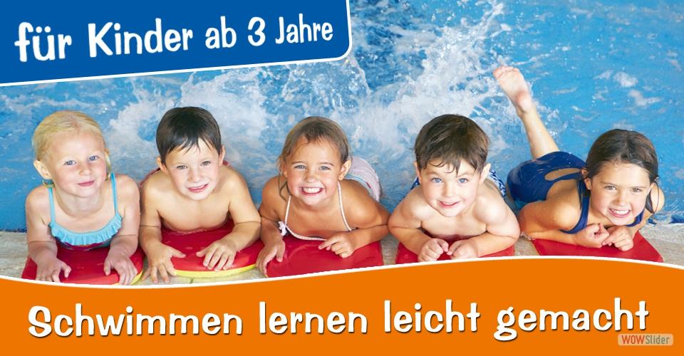 Schwimmkurse für Kinder ab 3 Jahre in Halle (Saale)
